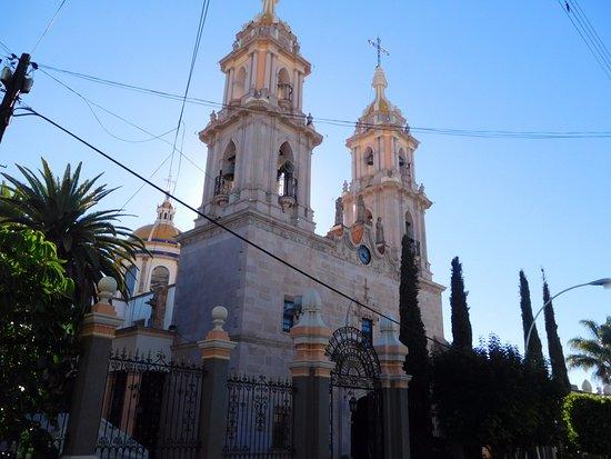 Tepatitlan de Morelos, México: outside, early morning