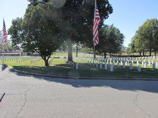Fort Smith National Cemetery