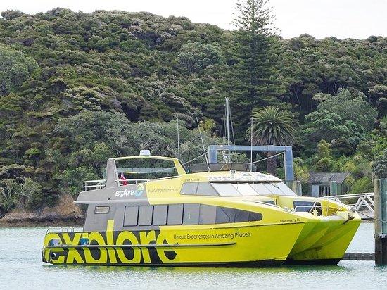 Paihia, Nova Zelândia: Explore Otehei Bay Urupukapuka Island