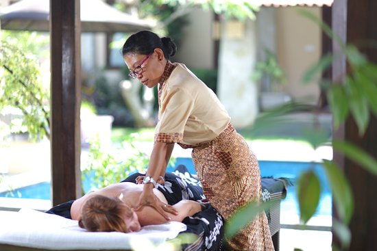 Pondok Ayu: Massage Area