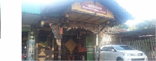 This is The Ijen Bondowoso Bamboo Homestay