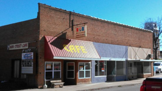 Salem, MO: Main Street Cafe on Hwy. 19