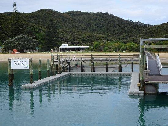 Paihia, Nova Zelândia: Explore Otehei Bay facilities