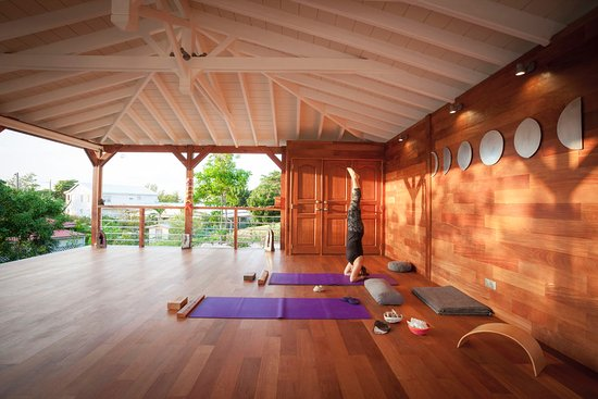 Grand-Case, St. Martin/St. Maarten : A place for mindful practice.