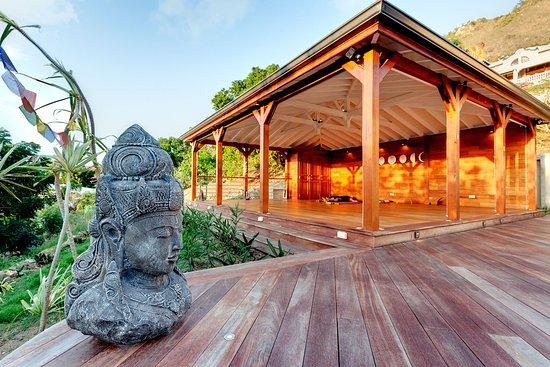 Grand Case, Sint Maarten: Ti Temple