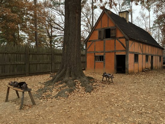 was the settlement of jamestown a Historic jamestowne is the real thing, the site of the first permanent british settlement in north  at jamestown, the nps and  historic jamestowne offers a.