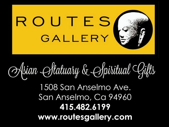 San Anselmo, Kalifornia: Asian Statuary & Spiritual Gifts