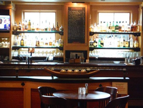 Vancouver, WA: The bar counter.