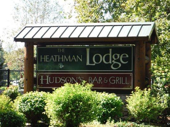 Vancouver, WA: Hudson's Bar & Grill (inside Heathman Lodge).