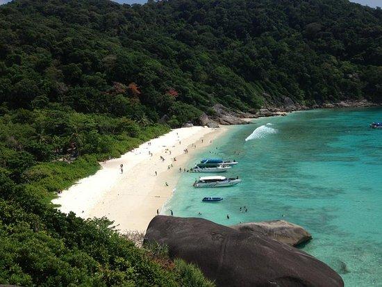 Phang Nga, Thailand: สวยไหมละ