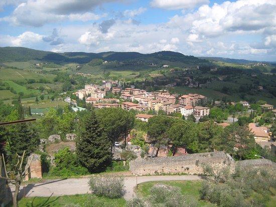 Rocca of Montestaffoli