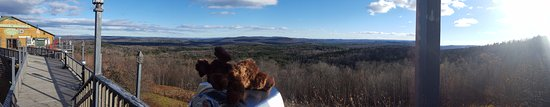 Wilmington, VT: The views from Hogback are just beautiful! They are the essence of the Green Mountains.