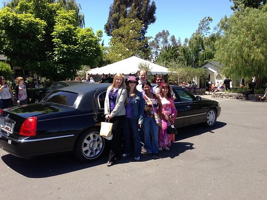 Limos and More with WiFi