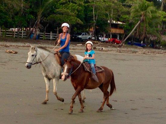 Esterillos Este, Costa Rica: Horseback riding CR Beach Barn