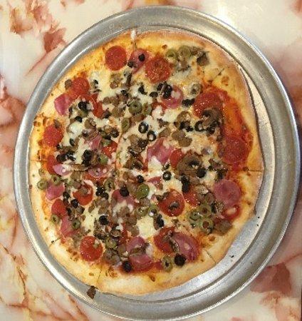 Krum, TX: Supreme Pizza