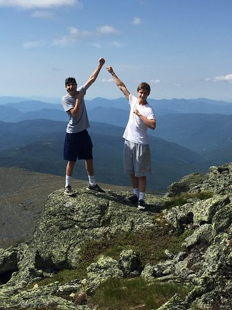 Mount Washington, NH: Victory