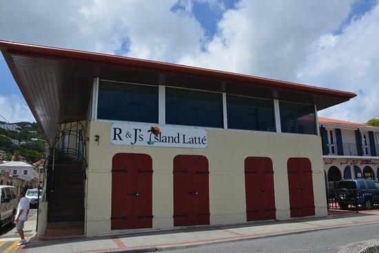 R&J's Island Latte: R & J's Island Latte