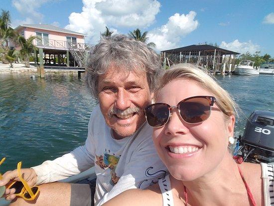 Bimini: Me and Doug (Our Guide)