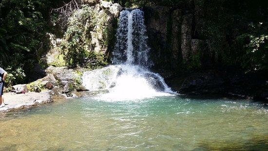 Coromandel, Selandia Baru: Waterfall