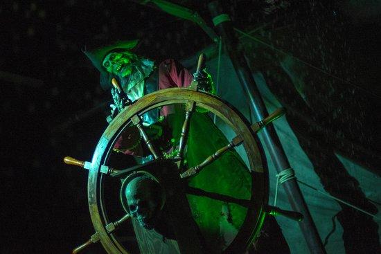 Launceston, Australia: The Dark Ride - immerse yourself in the daring escapades of notorious bushranger Matthew Brady.