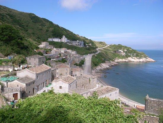 Matsu Islands, Taiwan: 美麗的芹壁村