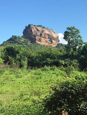 Palatset på Sigiriya (Lejonets berg): photo1.jpg