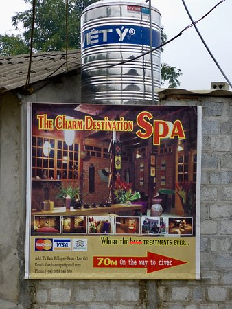 Lao Cai, Vietnam: When the best advertising is the service received