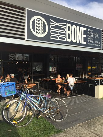 Tugun, Australia: Backbone Bar & Kitchen