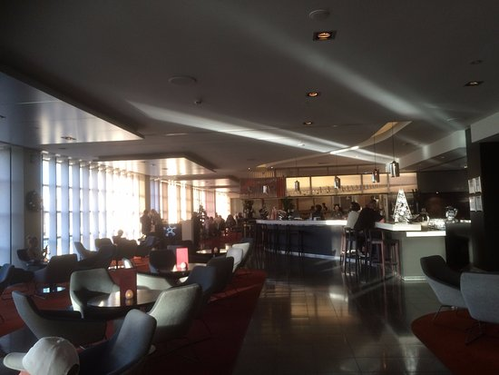 Tullamarine, Australia: Airo From The Bar End