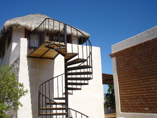 Baja California Sur, Mexico: Second story suite. :)