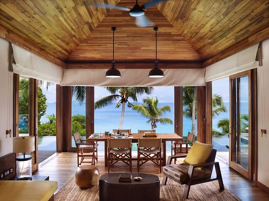 Paradise found - Picture of Six Senses Zil Pasyon, Felicite Island on