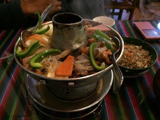 Utse Restaurant: Gyakok hotpot