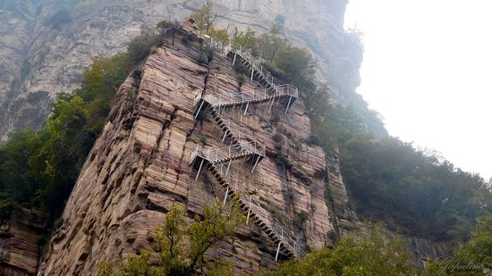 Xiantai Mountain of Linzhou
