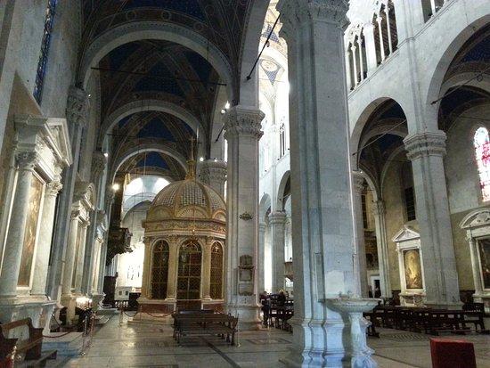 Interno Cattedrale Obrazok Lucca S Duomo Cattedrale Di San Martino Tripadvisor
