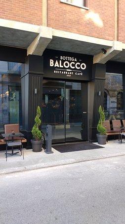 Fossano, Italy: Bottega Balocco Restaurant