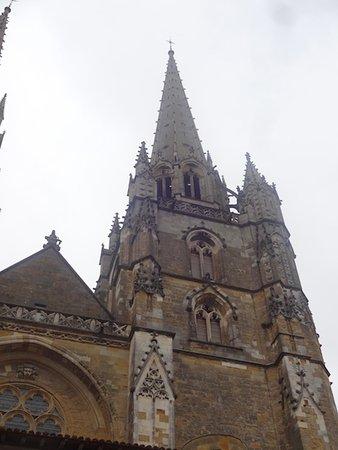Cathédrale Sainte-Marie, Bayonne (Pyrénées-Atlantiques, Nouvelle Aquitaine), France.