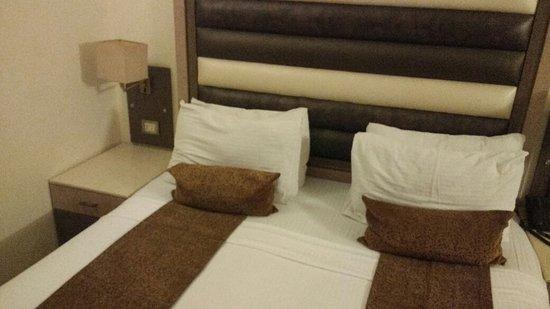 Hotel Hari Piorko: Bed