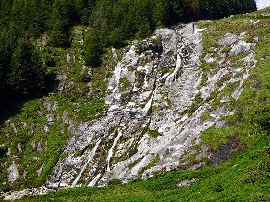 Wicklow, Ireland: Falls at Glenmacnass