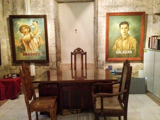 Bohol National Museum: More paintings inside