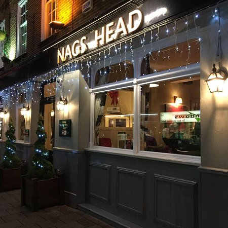 Christmas at the Nags Head