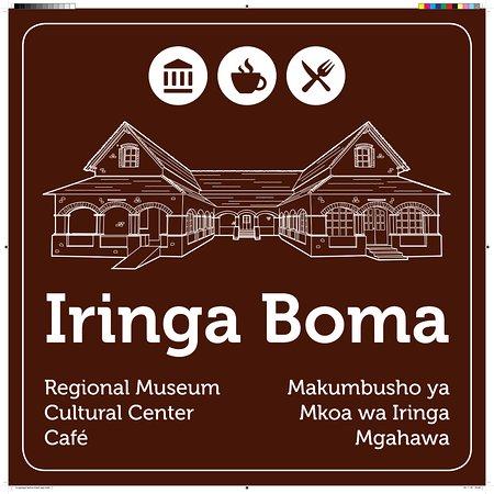 Iringa Boma road sign