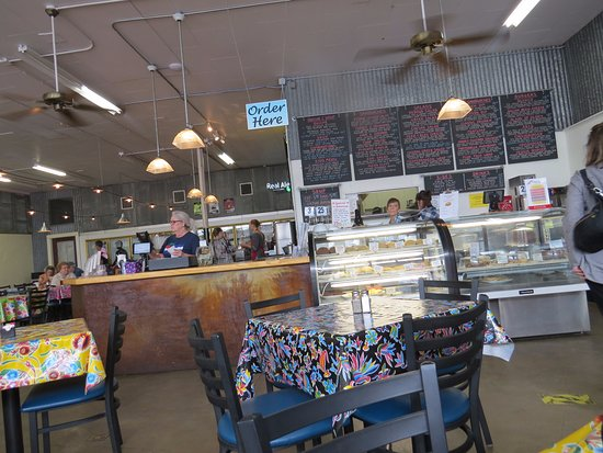 Blanco, TX: Large Selection of Meals