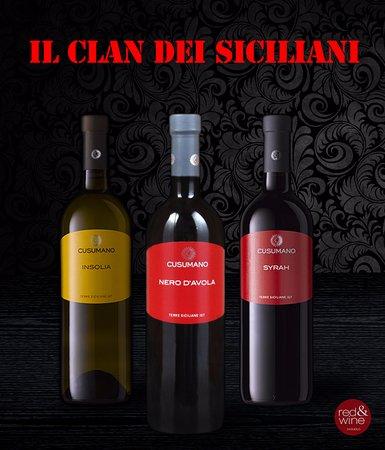 Sassuolo, Italie : Vini siciliani a un prezzo speciale!