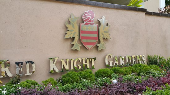 Red Knight Gardens Photo
