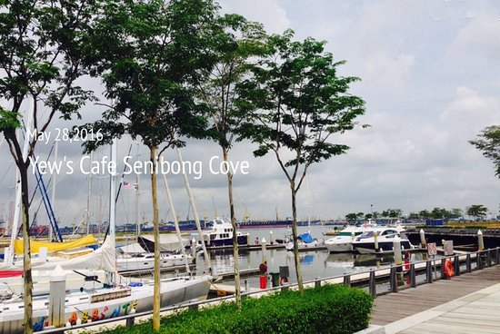 Johor Bahru District, Μαλαισία: One day at Senibong Cove Marina