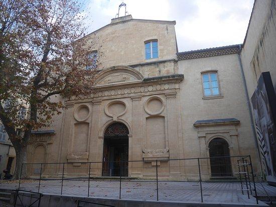 Musée Granet : cappella