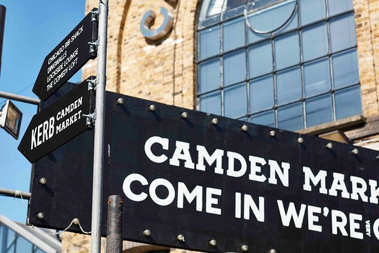 Photo of Monument / Landmark Camden Market at Camden Lock Place, London NW1 8AF, United Kingdom