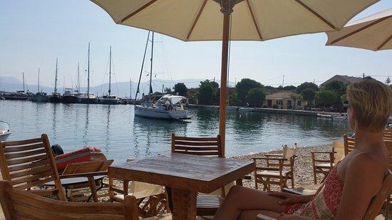 Agia Marina, Greece: Astakos
