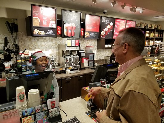 Callaway, ฟลอริด้า: Starbucks