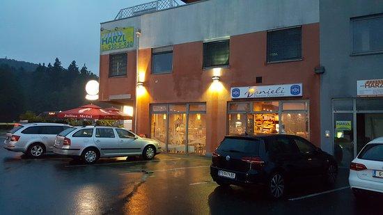 Deutschlandsberg, Austria: Restaurant Pizzeria Danieli